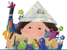 Lesen fördert Fantasie